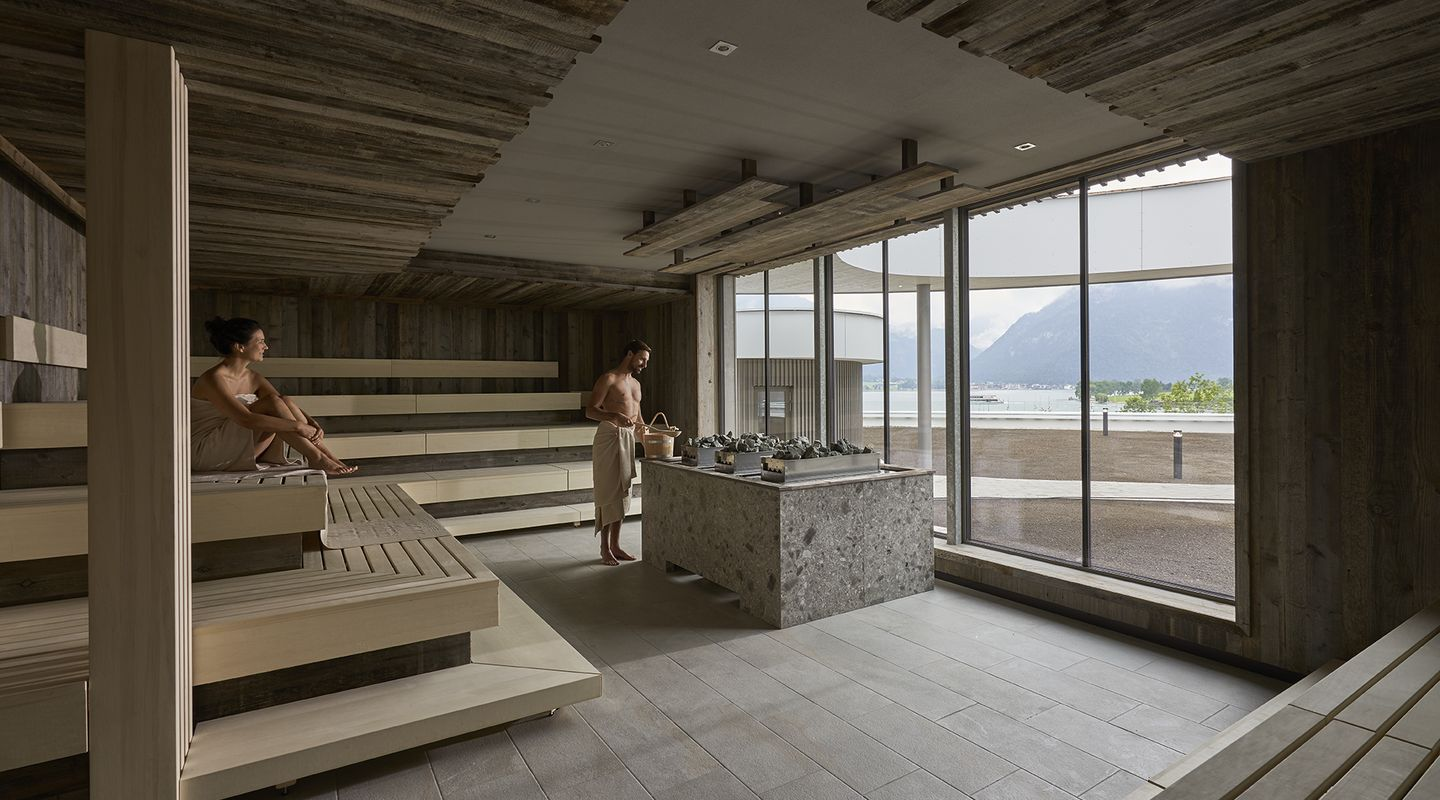 Atoll Achensee - penthouse SPA @Achensee Tourismus