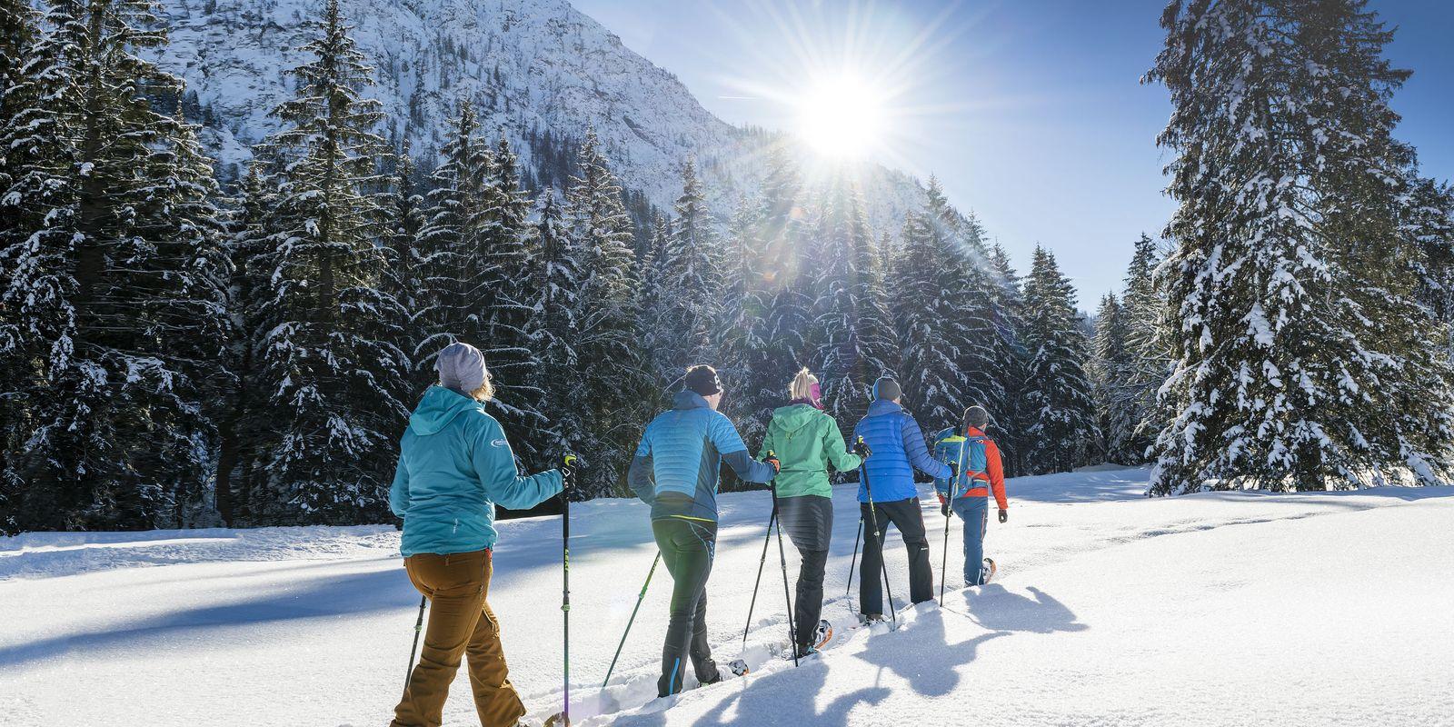 Winterwanderprogramm - Schneeschuhwanderung @Achensee Tourismus