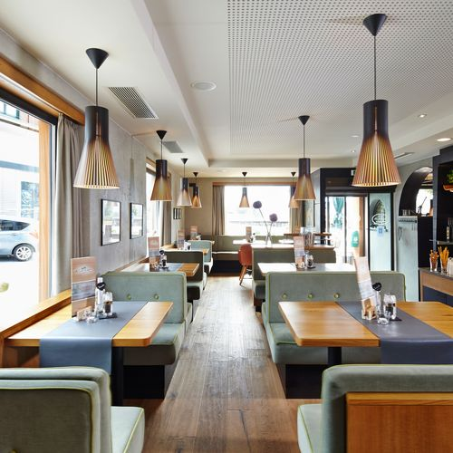 Café-Restaurant (1) ©Klingler Ges.m.b.H. & Co. KG