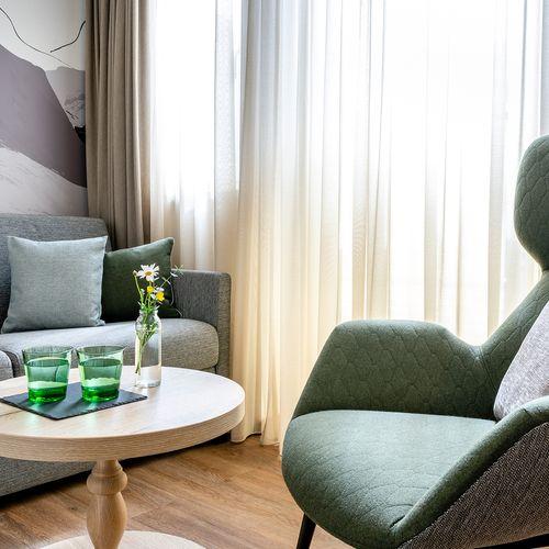 Komfort DZ Loggia 29 m² (3200) ©Günter Standl