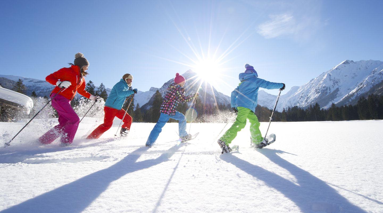 Snowshoeing in the Karwendel valleys @Achensee Tourismus