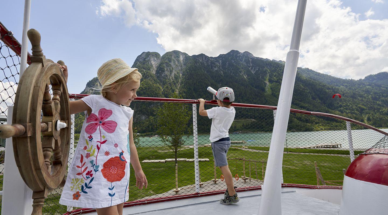 Atoll Achensee - fun in the FAMILY Eldorado @Achensee Tourismus