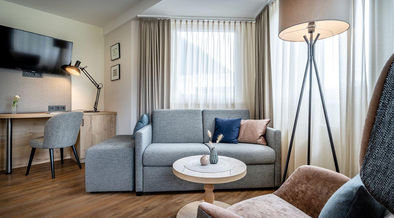 Comfort DR balcony 29 m² (3377) ©Günter Standl