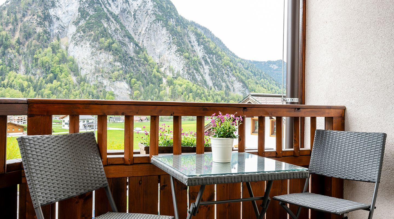 Comfort DR balcony 29 m² (3384) ©Günter Standl