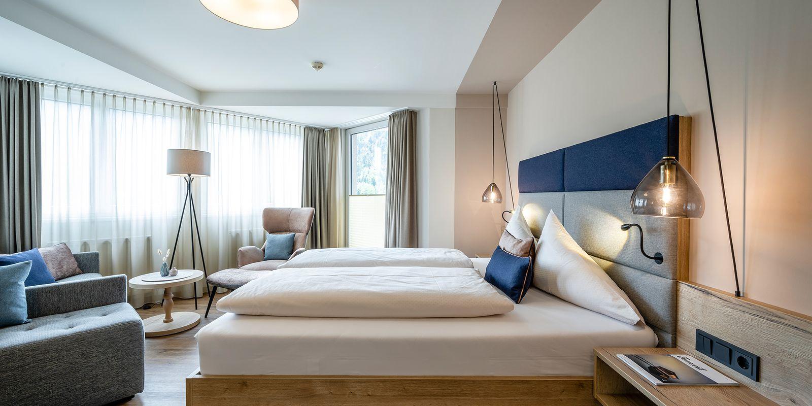 Komfort DZ Balkon 29 m² (3356) ©Günter Standl