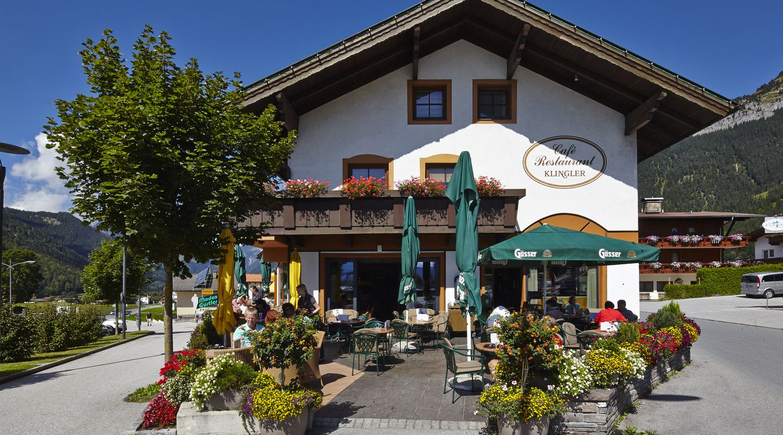 Café-Restaurant (41) ©Klingler Ges.m.b.H. & Co. KG