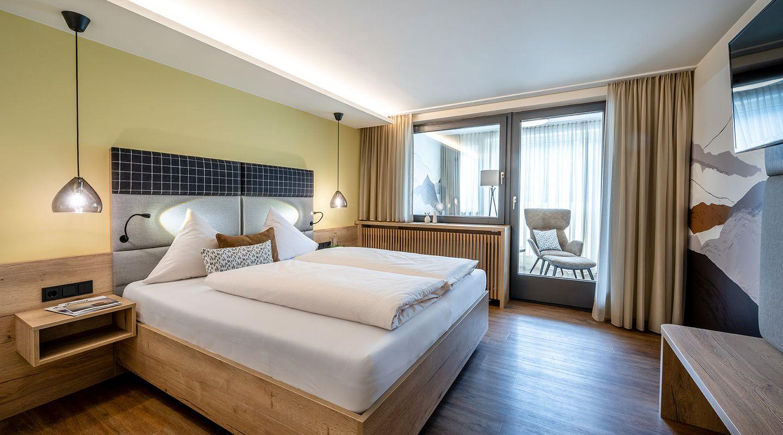 Komfort DZ Loggia 29 m² (3291) ©Günter Standl
