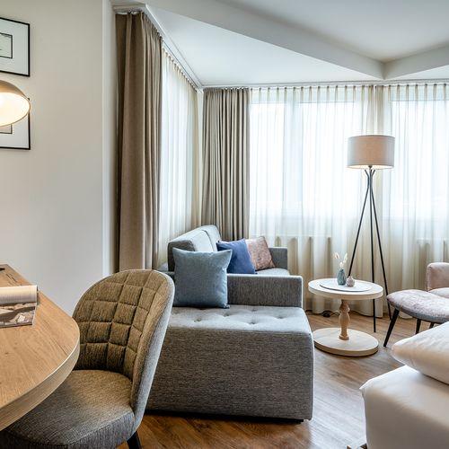 Komfort DZ Balkon 29 m² (3360) ©Günter Standl