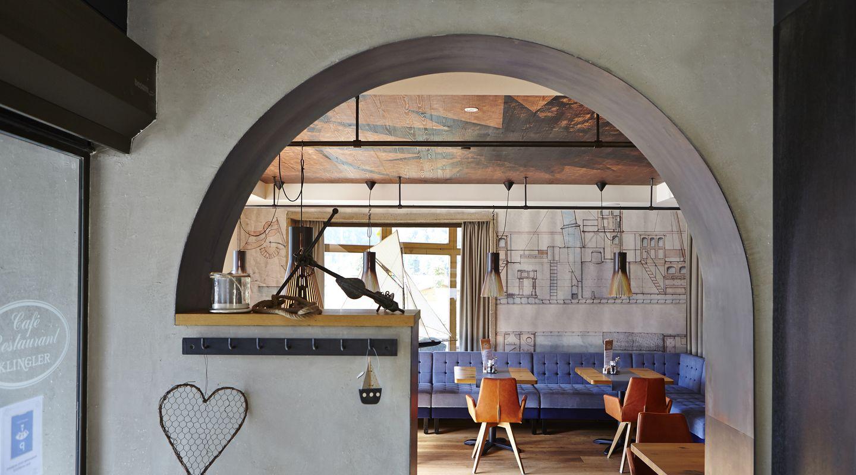Café-Restaurant (16) ©Klingler Ges.m.b.H. & Co. KG