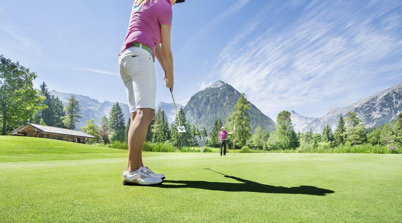 Golfplatz Pertisau @Achensee Tourismus